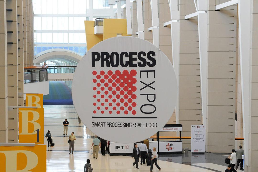 FPSA PROCESS EXPO sign