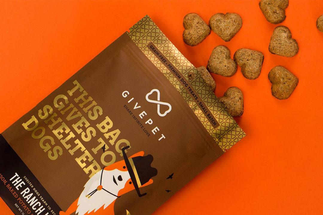 GivePet The Ranch Hand dog treats
