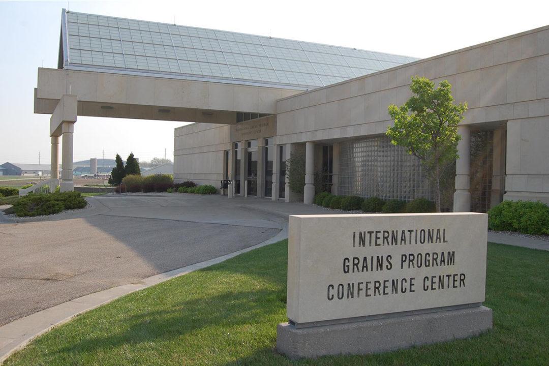 International Grains Program Conference Center at Kansas State University