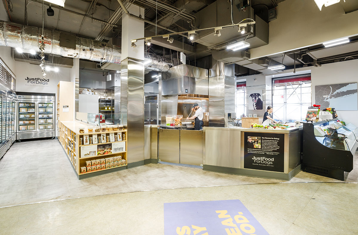 JustFoodForDogs Union Square Kitchen