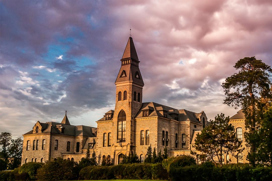 Kansas State University, Anderson Hall