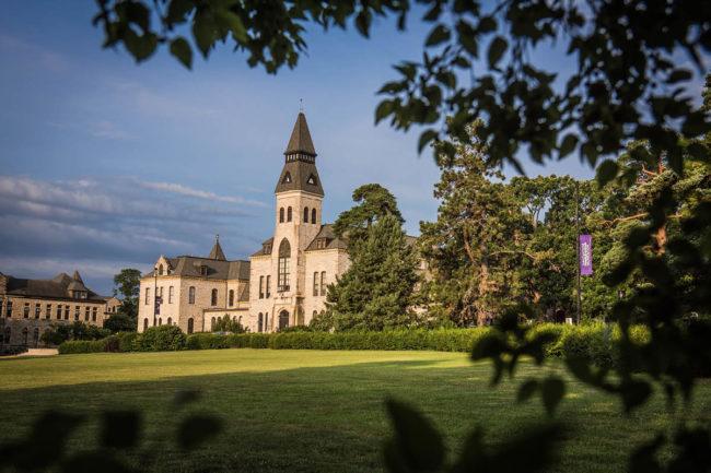 Anderson Hall, Kansas State University