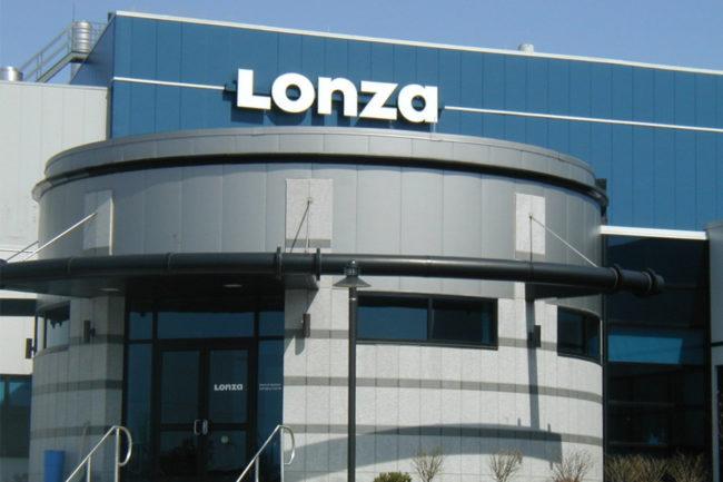 Lonza's Portsmouth, New Hampshire facility
