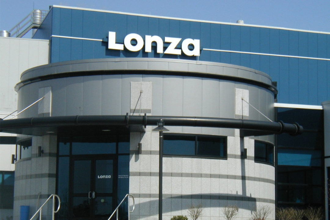 Lonza's Portsmouth, New Hampshire facility