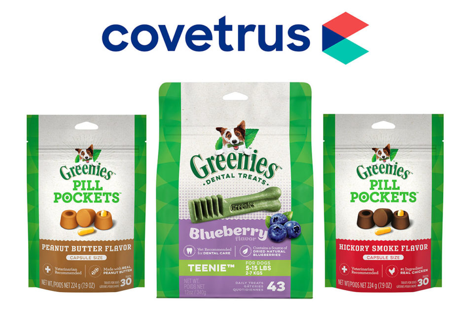 Partnership With Mars To Bring GREENIES To More Vet