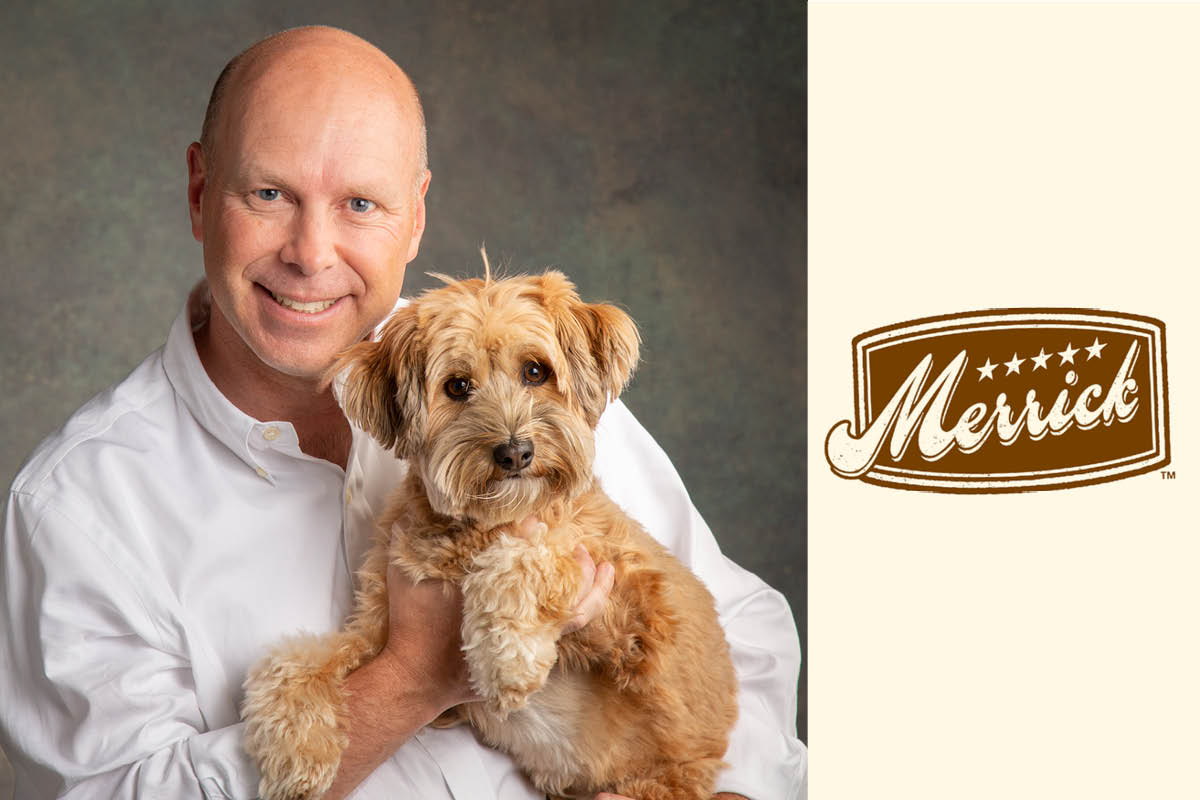 Tim Simonds, CEO, Merrick Pet Care