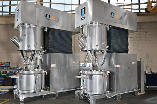 Charles Ross & Son Double Planetary Mixers, DPM 150 models