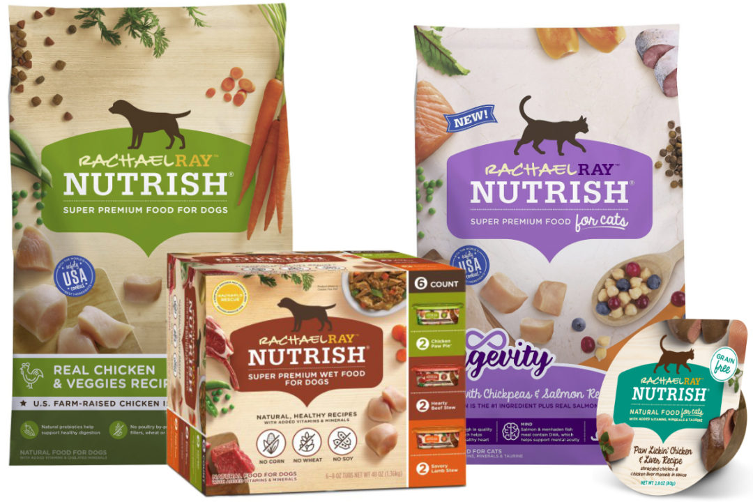 Nutrish pet food image