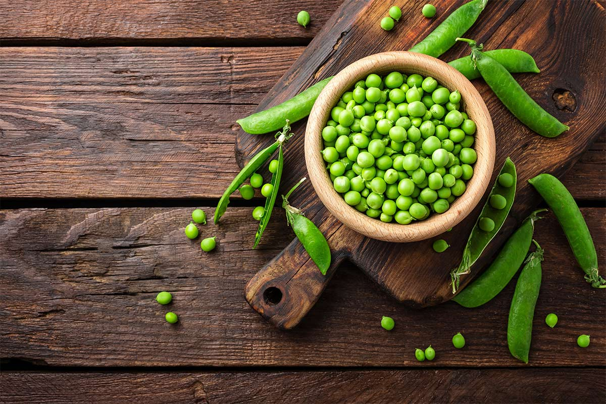 Ingredion pea proteins