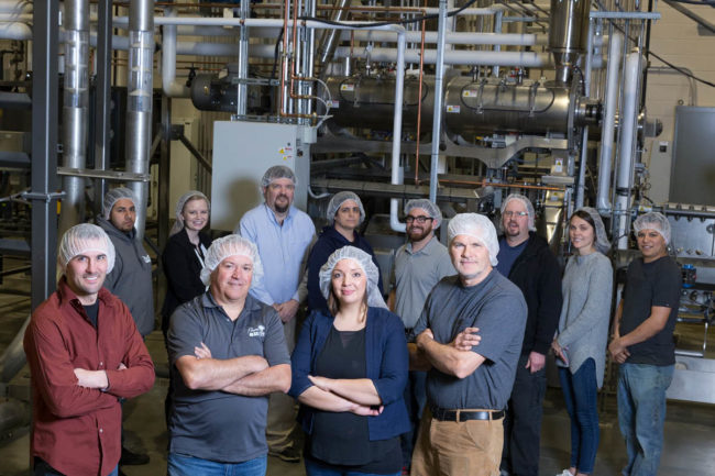 Pedigree Ovens and the Pound Bakery Management Team