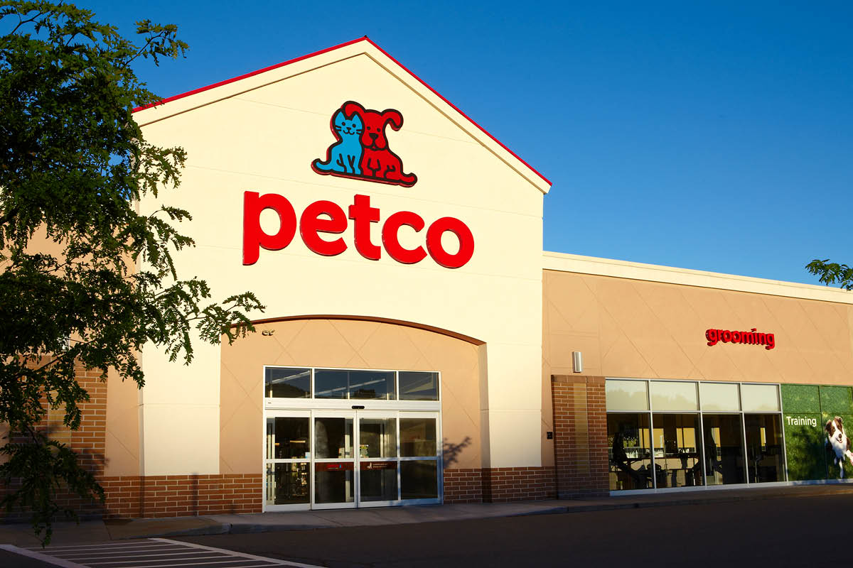 Image result for petco storefront