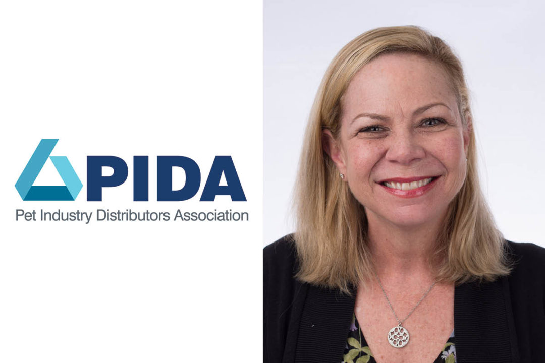 Celeste Powers, new PIDA president