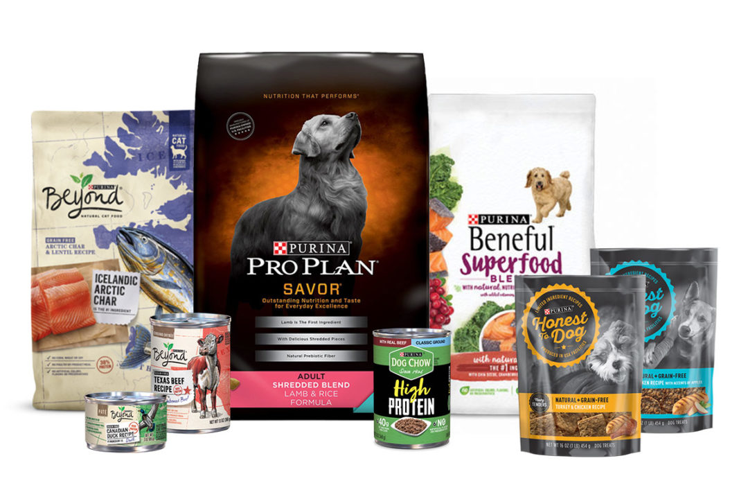 New products released by Purina in 2019