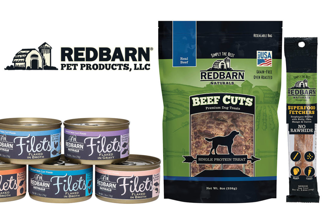 Redbarn Filets Flaked in Broth, Beef Cuts and Superfood Fetchers