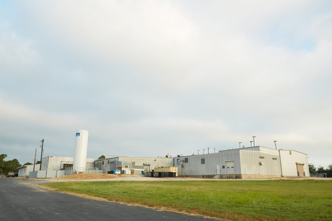 Schulenburg plant exterior