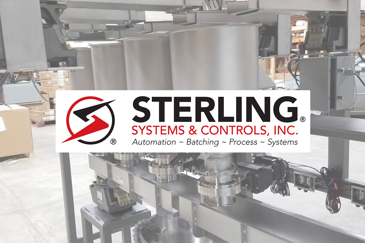Sterling Ingredient Batching