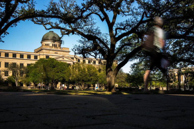 Texas A&M University campus