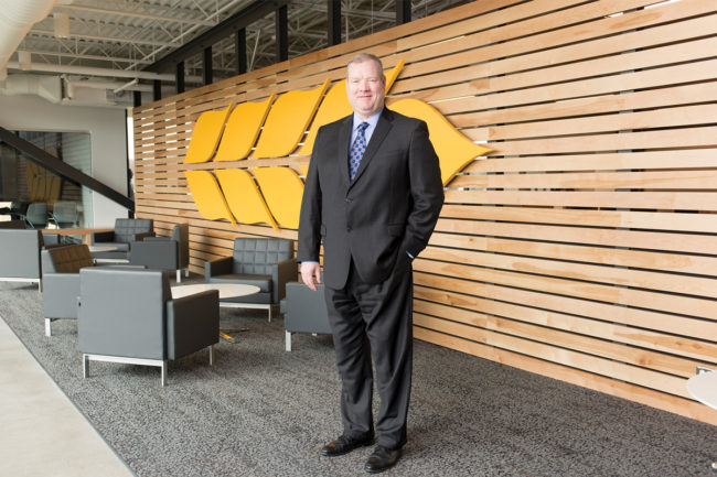 Patrick Bowe, president and CEO, The Andersons