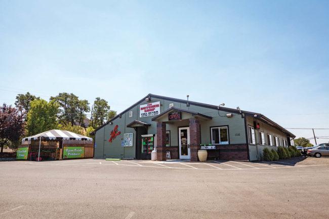 The Butcher Shop, Eagle Point, Oregon-based meat business