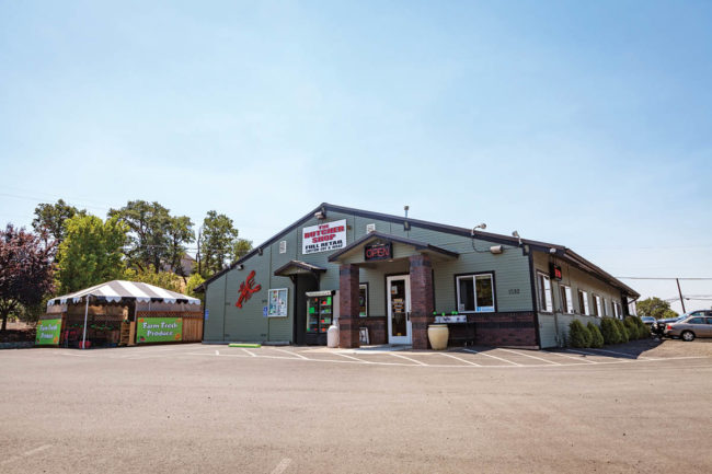 The Butcher Shop, Eagle Point, Oregon-based meat business