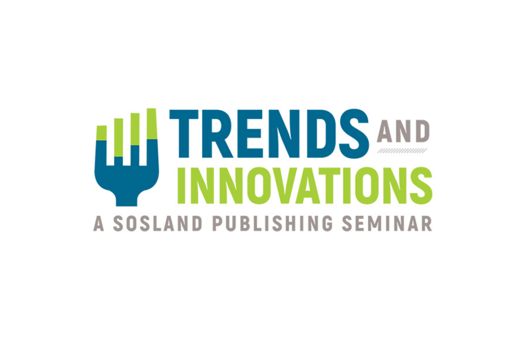 Sosland Publishing's Trends and Innovations Seminar, March 27-28, 2019