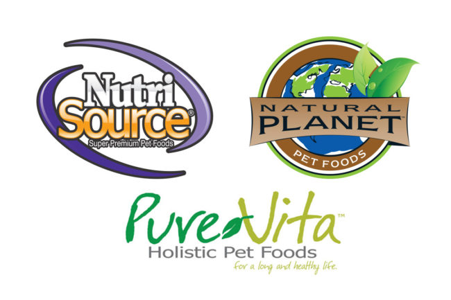 Tuffy's Pet Food brands: NutriSource, Natural Planet, Pure Vita