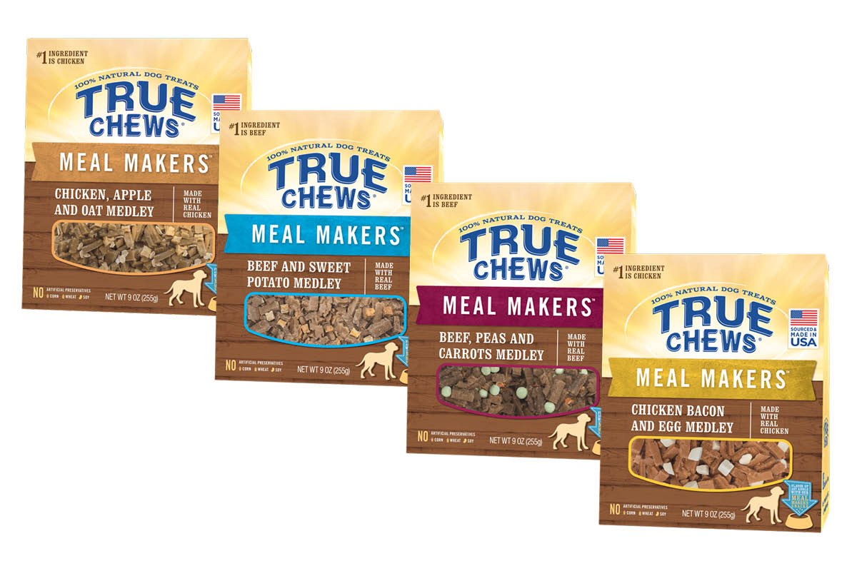 Tyson True Chews dog treats
