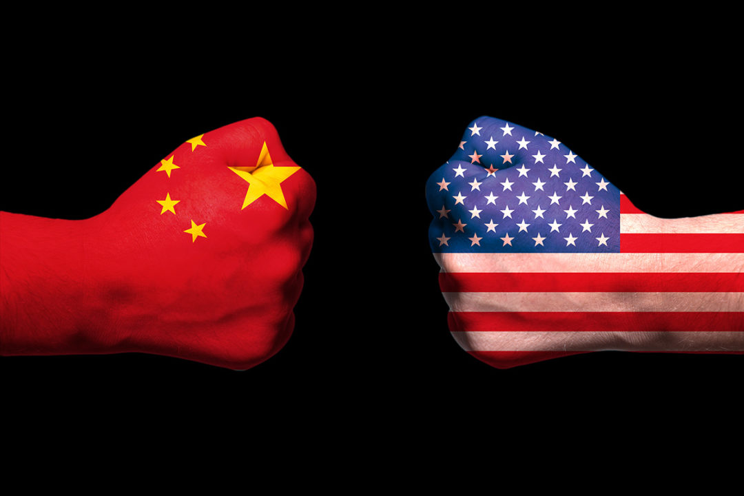 US-China trade war (©STOCKR - STOCK.ADOBE.COM)