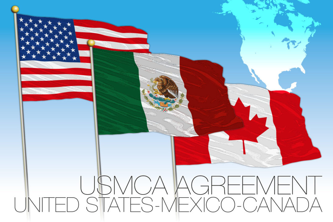 United States-Mexico-Canada Agreement (USMCA) ©STOCKR - STOCK.ADOBE.COM
