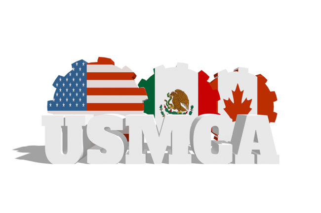 US-Mexico-Canada Agreement (©STOCKR - STOCK.ADOBE.COM)