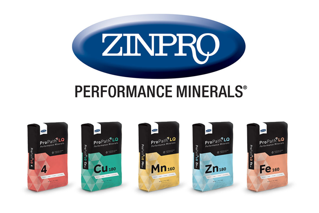 Zinpro logo and ProPath-LQ product line