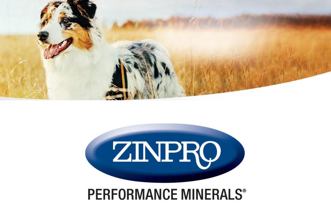 Dog and Zinpro logo