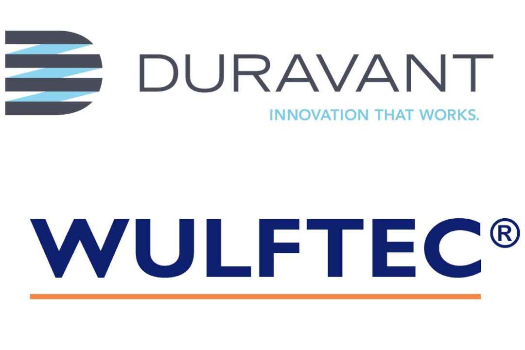 Duravant LLC and Wulftec International Inc. logos